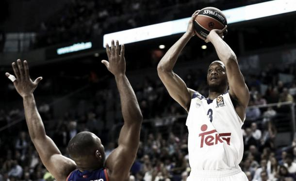 Anthony Randolph, la fuerza internacional que necesitan. Foto: Euroleague.net