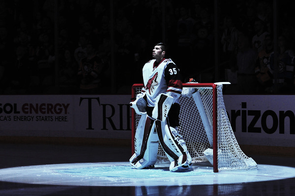 This could be the season Louis Domingue can prove he is a starter. Source: Getty Images North America)