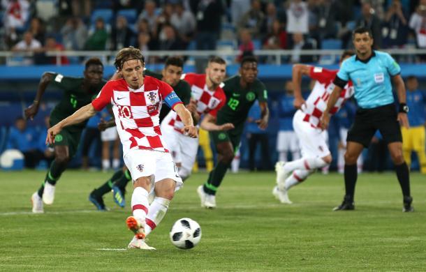 El brasileño Ricci será el colegiado del partido / Foto: FIFA.com