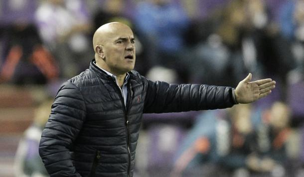 Luis César Sampedro | Real Valladolid