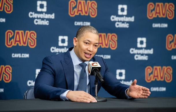 Tyronn Lue is prepared to face new challenges without LeBron James. (Photo: Jason Miller/NBAE/Getty Images)