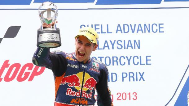 Luis Salom Red Bull KTM Ajo | Foto: MotoGP.com
