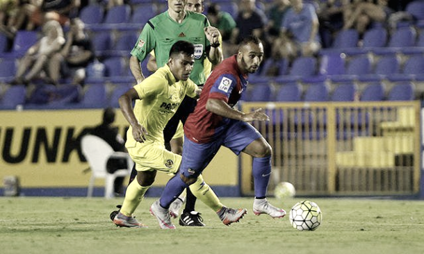 El Zhar con la camiseta del Levante | Foto: Levante UD