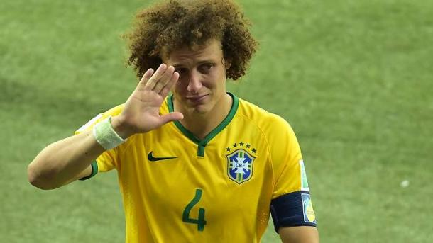 Even in humiliating defeat, Brazil's team show the notion of uncaring footballers to be rubbish | Photo: The Independent