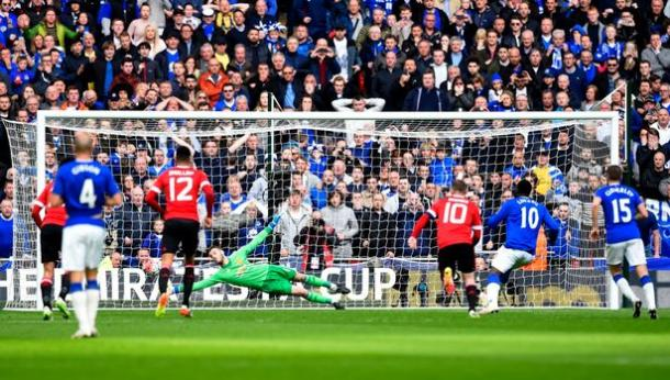 Romelu Lukaku has failed to score his last two penalties. | Photo: Getty Images