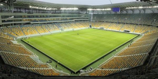 L'vivi Arena (foto: StadiumGuide)