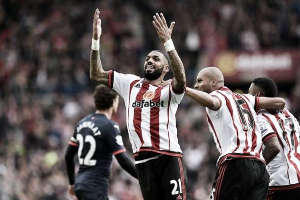 Sunderland won their first game of the season against Newcastle United in October. (Photo: Chronicle)