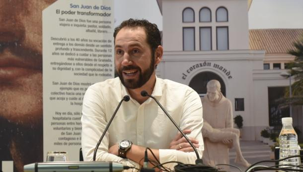 Pablo Machín en rueda de prensa   Sevilla FC