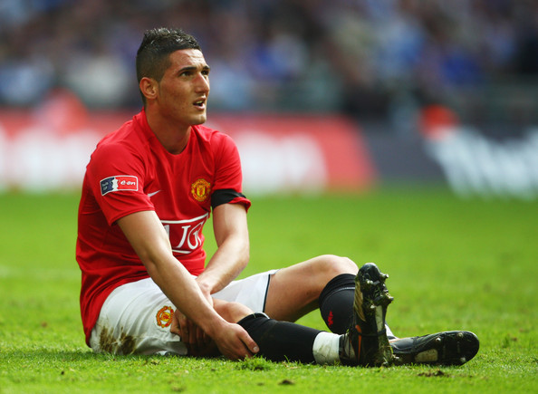 Macheda himself failed to make an impact at Old Trafford following a promising debut | Photo: Getty