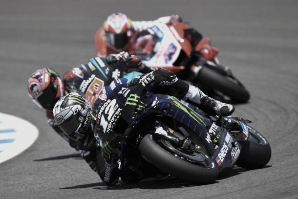 Maverick Viñales / Fuente: MotoGP