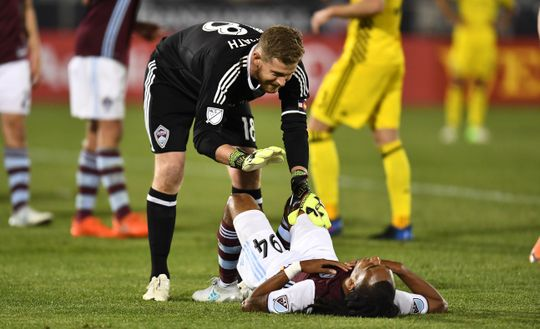 Colorado Rapids get much needed win at home. | Photo: USA Today Sports