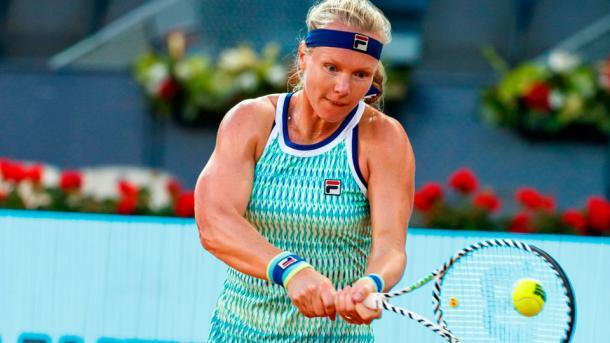 Kiki Bertens | Foto: Mutua Madrid Open