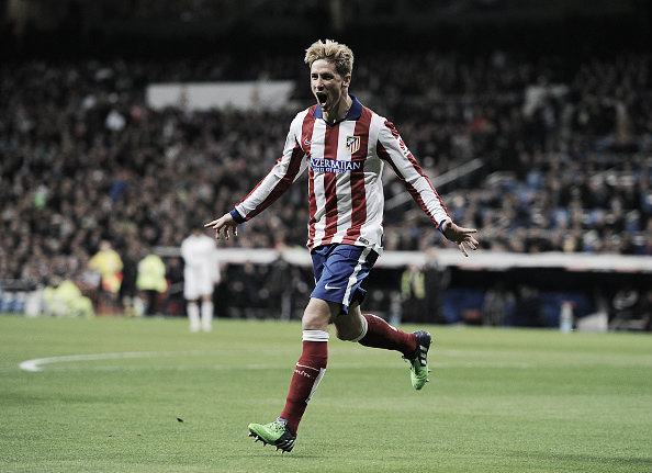 Torres has rediscovered his form ever since rejoining Atletico | Photo: Denis Doyle (Getty Images)