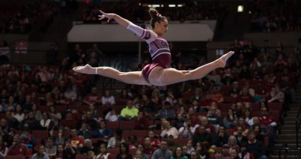 LSU gymnastics set to compete for a spot in the Super Six