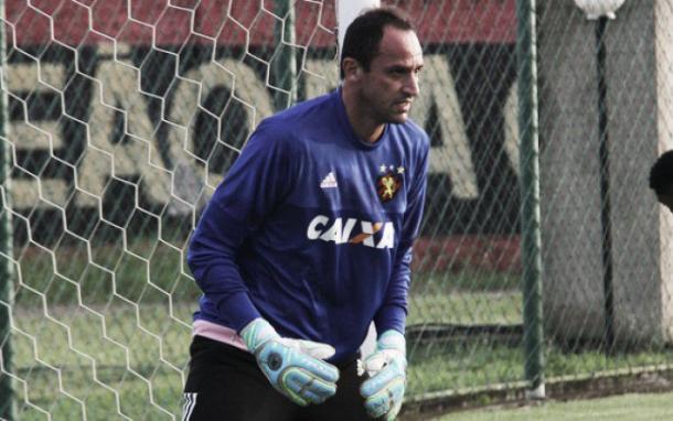 Magrão retorna ao time, após três jogos (Foto: Divulgação/Sport Recife)