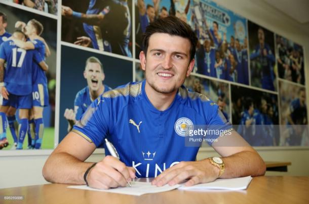 The defender signed for Leicester City from Hull City on a four-year contract in June | Photo: Getty/ Plumb Images