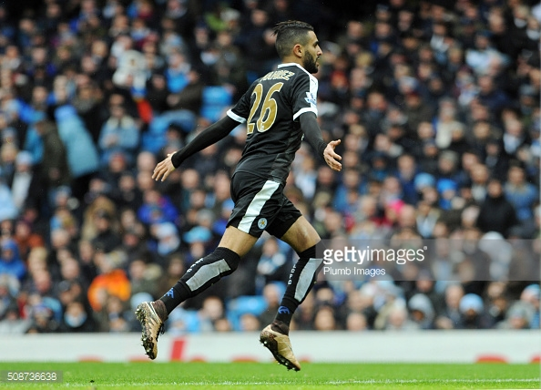 Mahrez scooped the PFA Player of the Year award at the conclusion of the last campaign | Photo: Getty