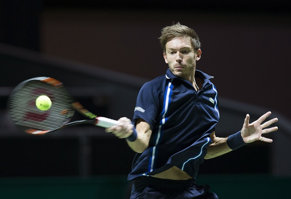 Mahut is back to playing two matches in a day on Day Six (Photo: Getty Images - Koen Suyk)