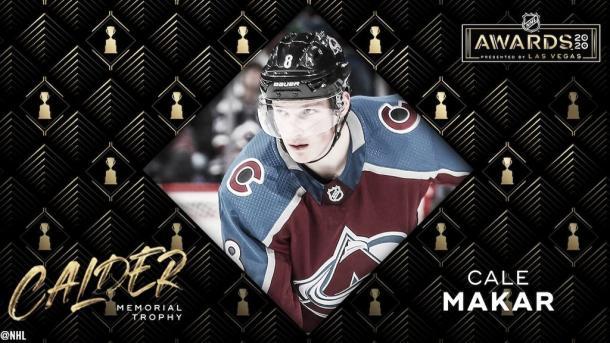 Cale Makar NHL.com