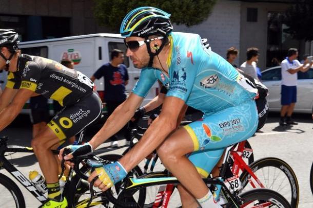 Malacarne durante la pasada Vuelta a España | Foto: Watson