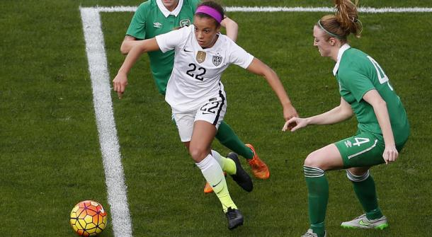 Mallory Pugh leaves UCLA to go pro