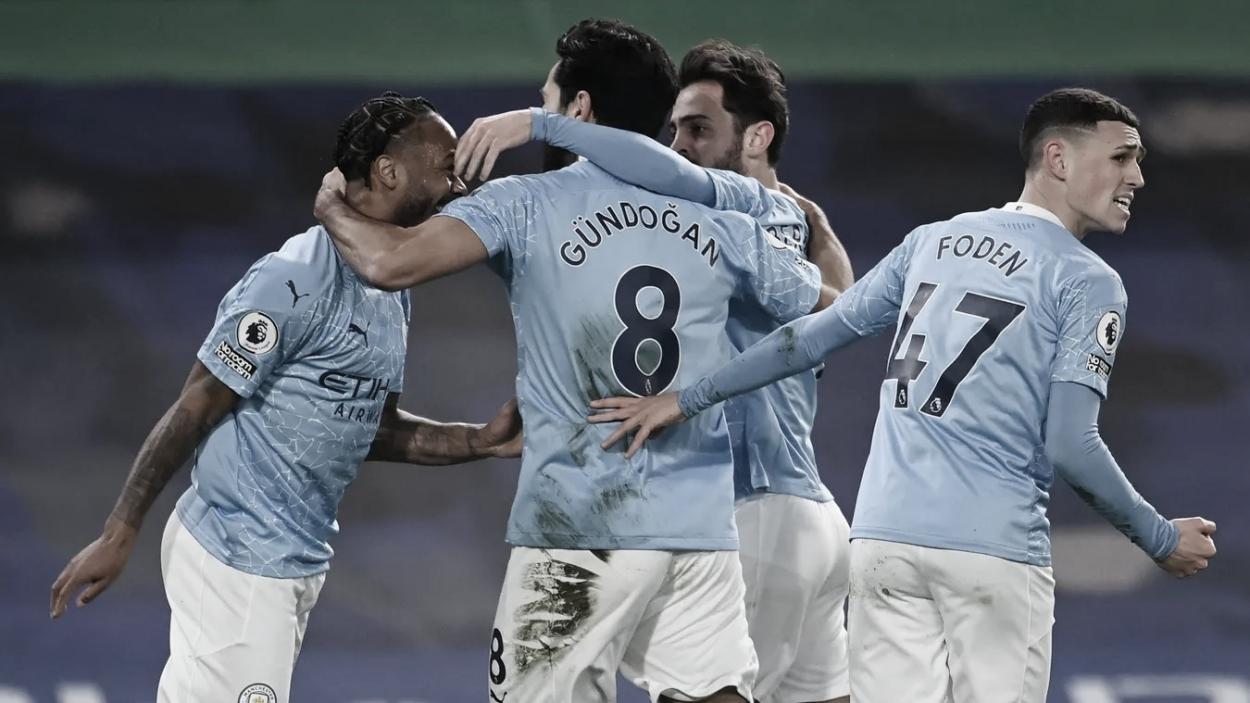 El Manchester City buscará dar un golpe a la Premier./ Foto: Premier League