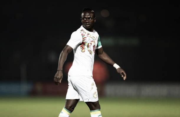 Mané tem a responsabilidade de levar Senegal para a fase final (Fonte:Getty Imagem)