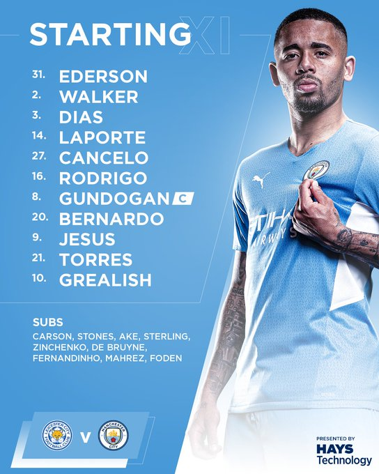 Photo by Manchester City FC