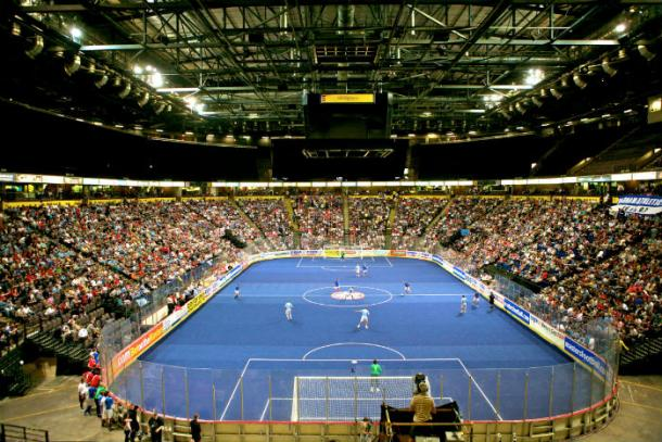 Manchester Arena looks like the probable choice to host the WTA Finals if it moves to Manchester. Photo credit: eventim.com.