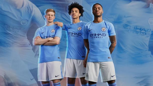 Foto: Divulgação / Manchester City / Nike