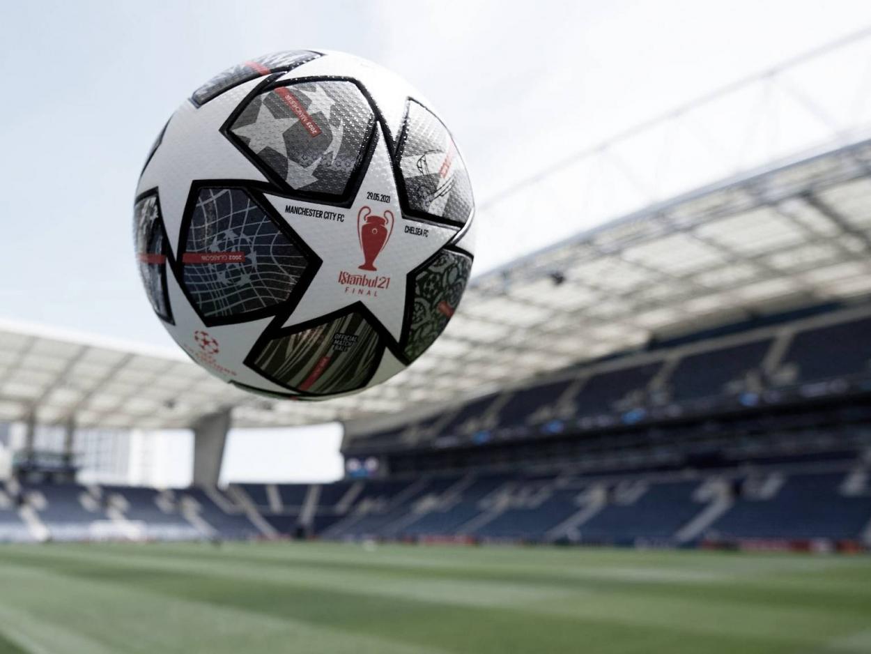 Escenario de la gran final | Foto: UEFA