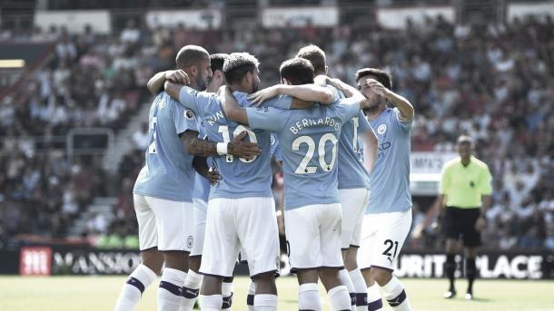 Manchester City./ Foto: Premier League