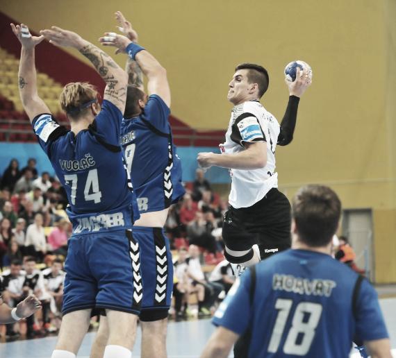 Mandalinic en la SEHA League   Foto:seha-liga.com