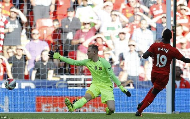 Can is pleased with summer signings such as Mane (photo: AP)