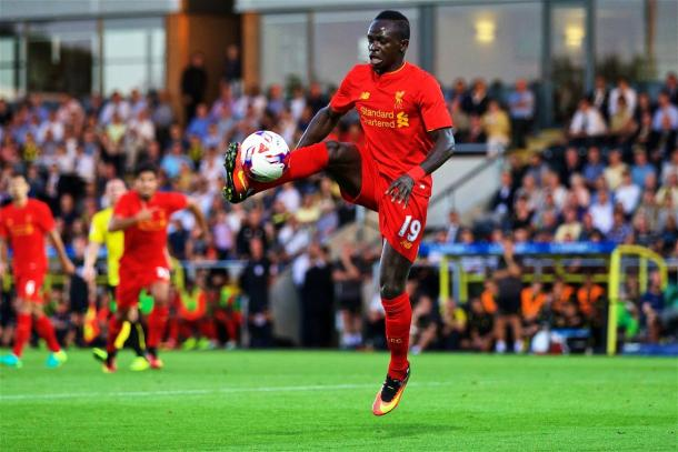 Mane put in a sensational performance on his return to the Liverpool team