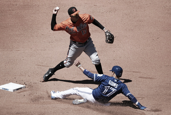 Manny Machado has a chance to be the first Oriole AL MVP since Cal Ripken. Photo: Getty Images/Tom Szczerbowski
