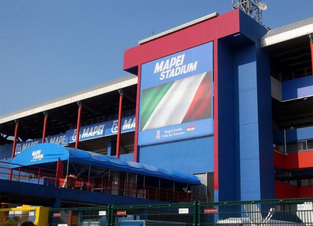 Estadio del Sassuolo y del Carpi | Foto: FootballTripper