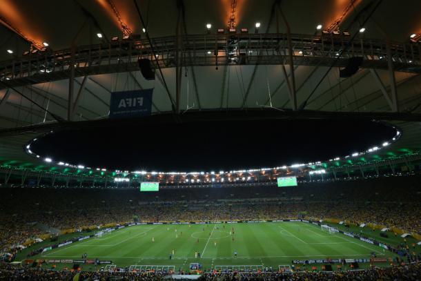 Maracanã, palco de abertura e encerramento dos jogos (Foto: Getty Images)
