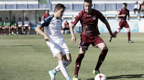 El Badajoz quiere seguir luchando por el ascenso. FOTO: CD Badajoz
