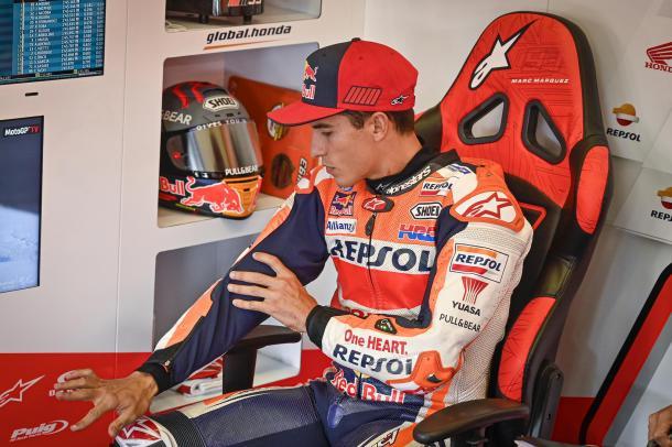 Marc Márquez, GP de Andalucía 2020   Foto: MotoGP.com