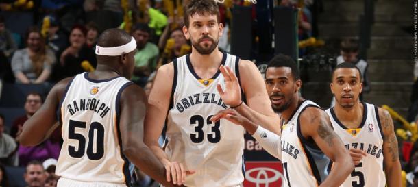 La salida de Randolph y la lesión de Conley, claves para explicar las derrotas de los Grizzlies / NBA.com
