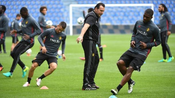 Watford have recently signed Belgium international Christian Kabasele (Photo: Getty Image)