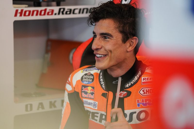 Marc Márquez, GP de Portugal | Foto: motogp.hondaracingcorporation.com