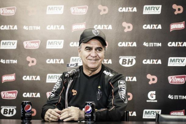 Marcelo Oliveira está de volta ao comando do galo. (Foto: Divulgação/Atlético-MG)