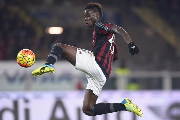 Balotelli struggled for form and fitness back in Italy