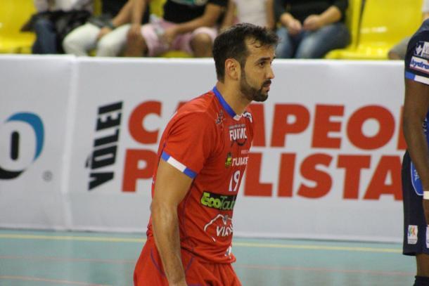 Mário Jr foi um dos destaques do Campeonato Paulista (Foto: Divulgação / Taubaté)