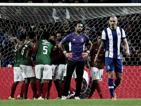 Maritimo venceu no Dragão por 1-3 (Foto: maisfutebol.iol.pt)