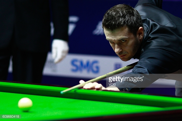 Mark Selby is the current world number one. I Photo: Getty Images