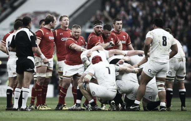 England secured the Grand Slam with Wales win | Photo: Wales