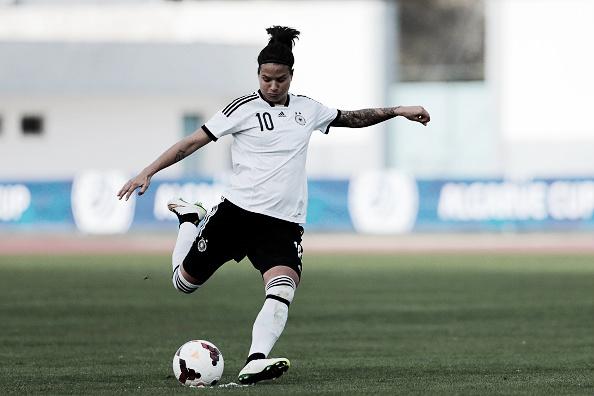 Maroszán jogará na próxima temporada na equipe do Lyon, atual campeão da Champions League Feminina. (Foto: Ricardo Nascimento| Getty Images)